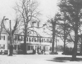 Holland Activity Center - historic photo