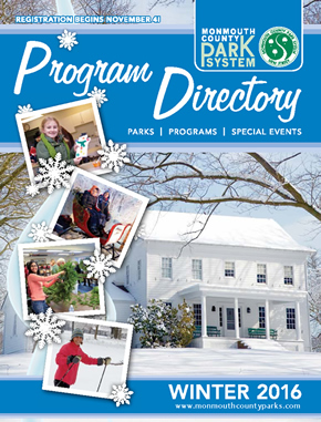 Winter issue of the Program Directory