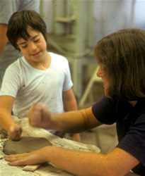 Early Pottery Class
