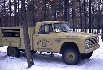 Park System Truck - 1968